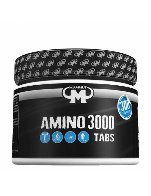 Best Body Mammut Amino 3000, 300 Tabletten