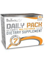 BioTech USA Daily Pack, 30 Päckchen