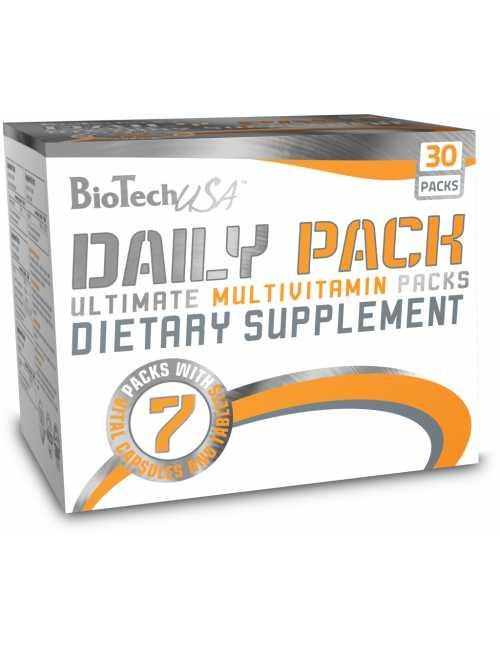 BioTechUSA Daily Pack, 30 Päckchen