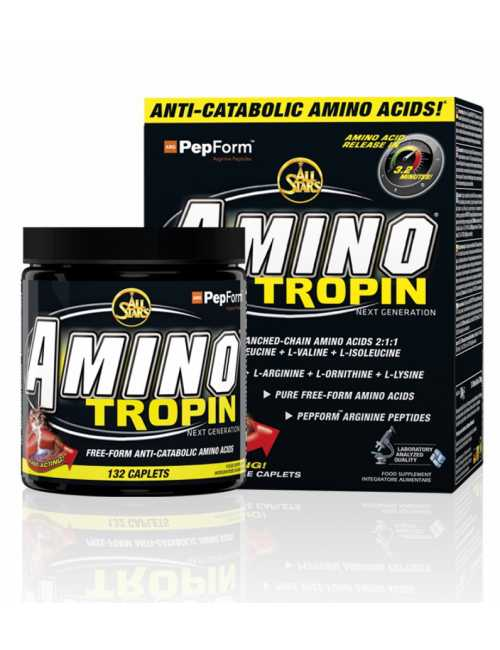 All Stars Amino Tropin, 132 Tabletten