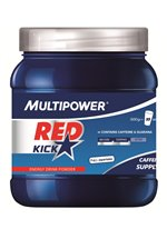 Multipower Red Kick Pulver, 500 g Dose