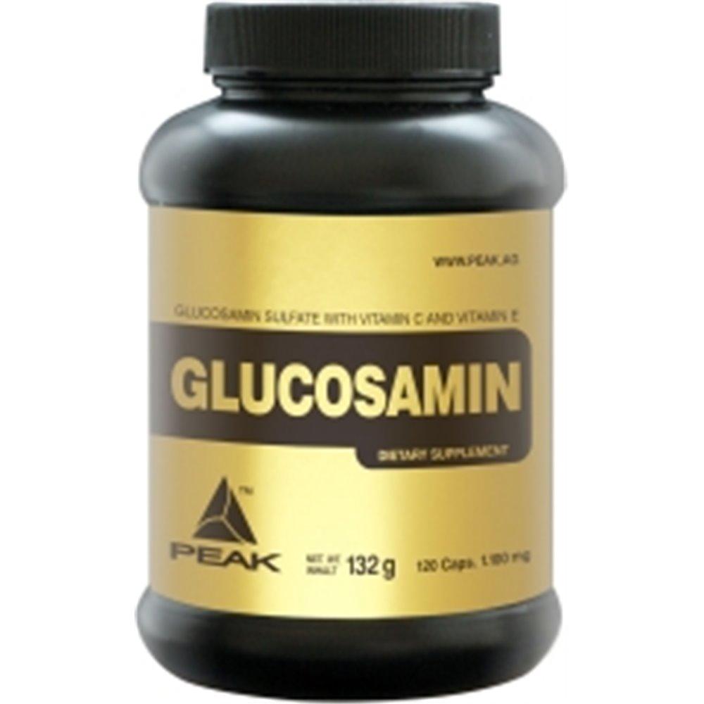 Peak Performance Glucosamin, 120 Kapseln Dose