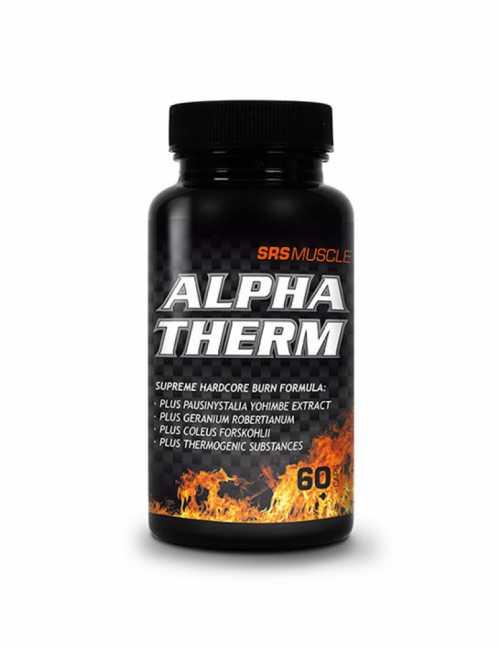 SRS Alpha Therm, 60 Kapseln Dose