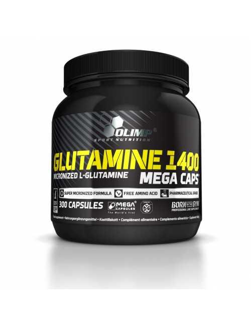 Olimp L-Glutamine Mega Caps, 300 Kapseln
