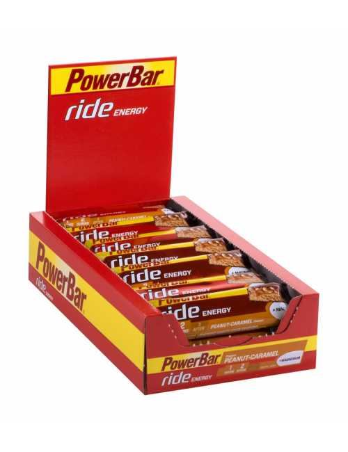 PowerBar Ride, 18 Riegel á 55g