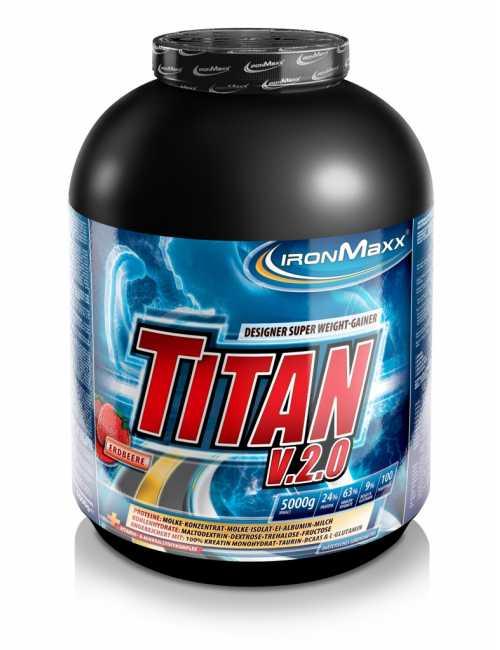 Ironmaxx Titan V 2.0, 5000 g Dose