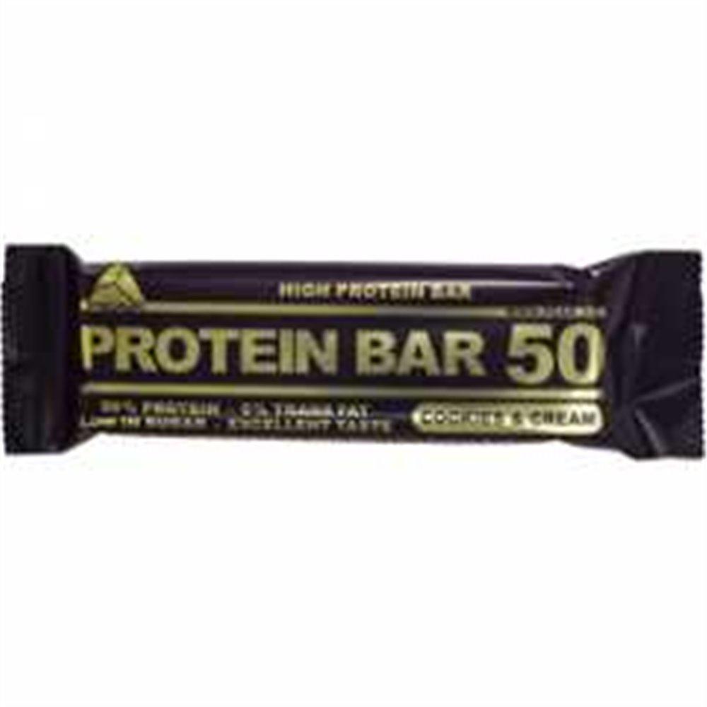 Peak Performance Protein Bar 50, 24 Riegel á 50 g