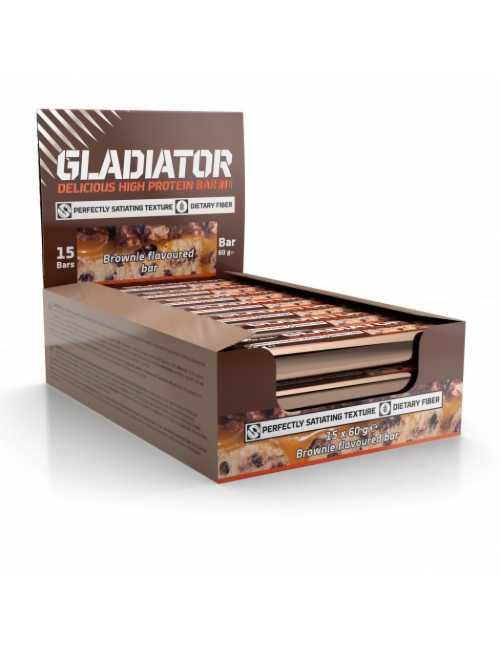 Olimp Gladiator Bar, 15 Riegel á 60 g