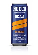 Nocco BCAA Drink 24 x 330ml Dose