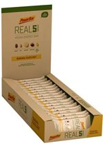 Powerbar Real5 Vegan Energy Bar, 18 x 65 g Riegel
