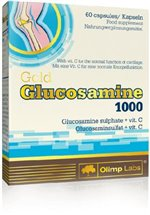Olimp Gold Glucosamine 1000, 60 Kapseln