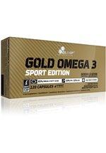 Olimp Gold Omega 3 Sport Edition, 120 Kapseln