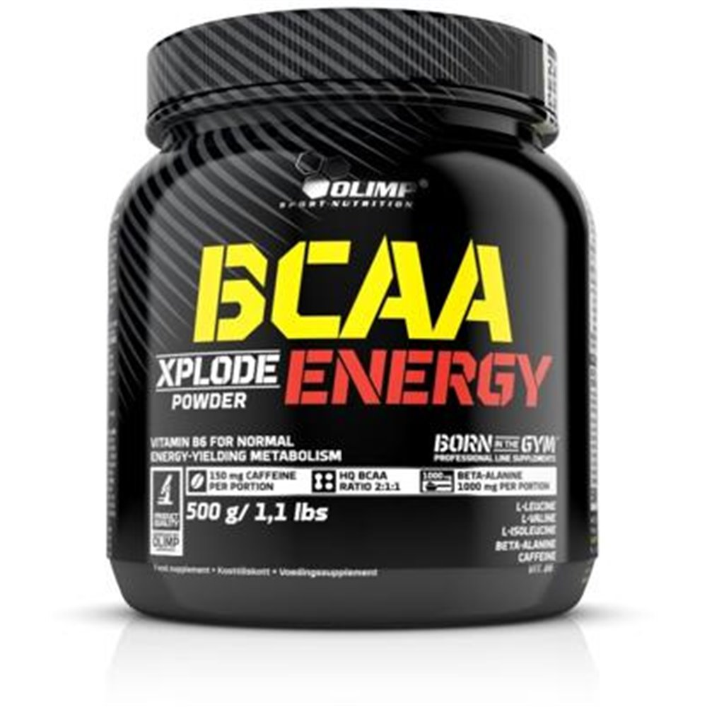 Olimp BCAA Xplode powder Energy