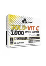 Olimp Gold-Vit C 1000 Sport Edition, 60 Kapseln
