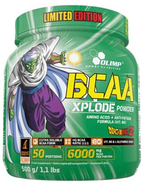 Olimp BCAA Xplode Powder Dragon Ball Z