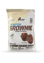 Olimp Hi Protein Brownie, 500 g Beutel, Schokolade