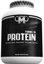 Best Body Mammut Formel 90 Protein, 3000 g Dose