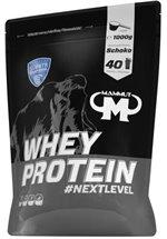 Best Body Mammut Whey Protein, 1000 g Beutel