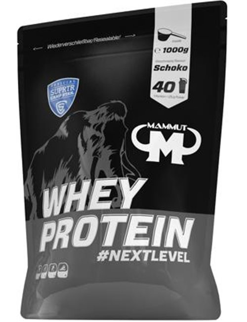 Best Body Mammut Whey Protein