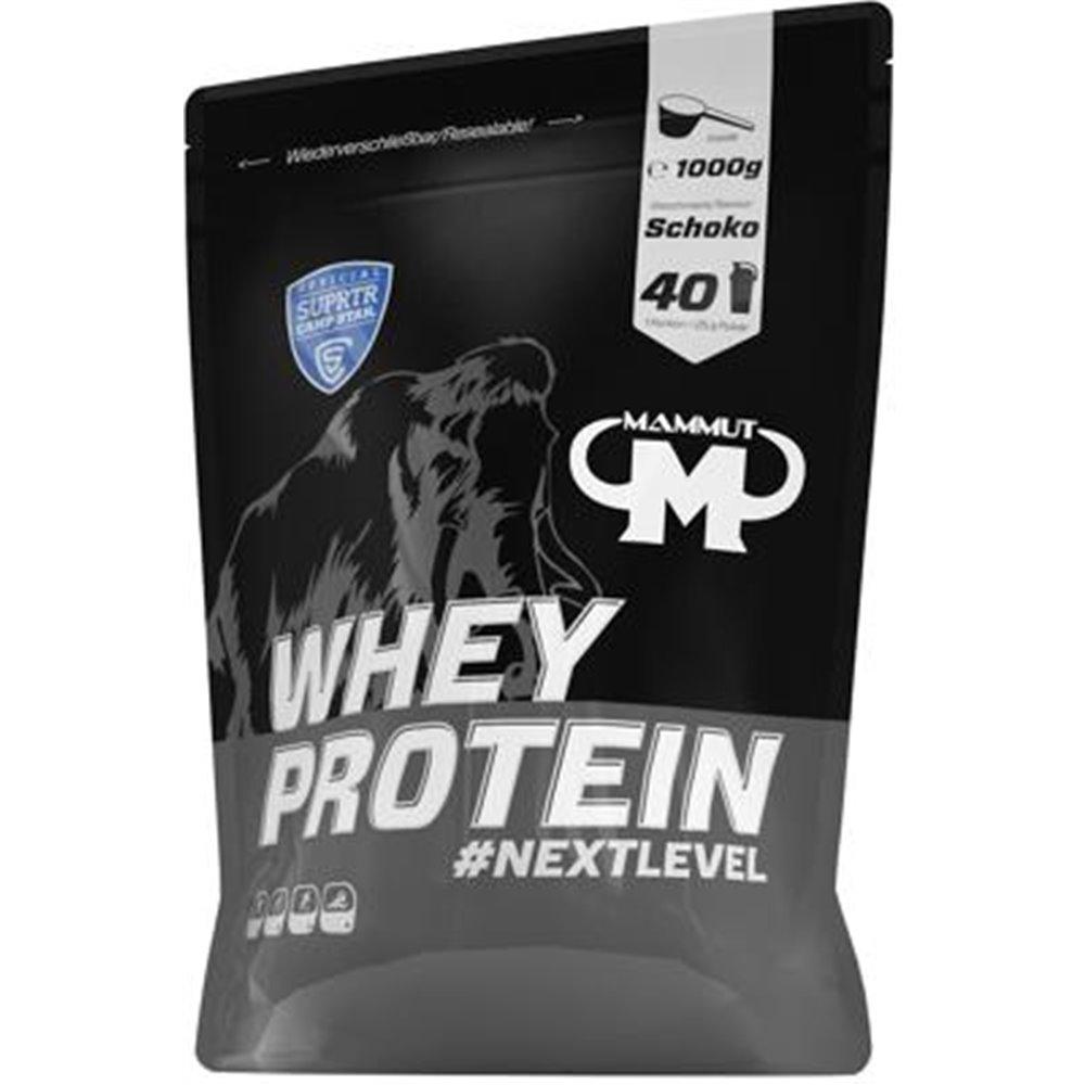 Best Body Mammut Whey Protein