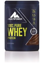 Multipower 100% Whey, 450 g Beutel