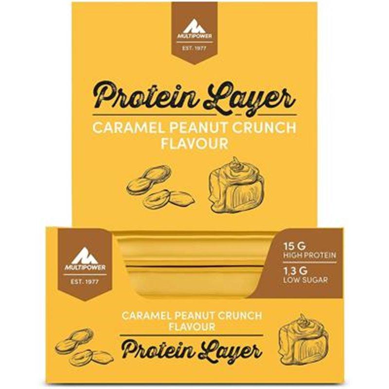 Multipower Protein Layer Bar, 18 x 50 g Riegel