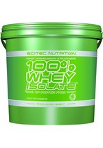 Scitec Nutrition 100% Whey Isolate, 4000 g Eimer