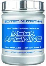 Scitec Nutrition Mega Arginine, 140 Kapseln Dose