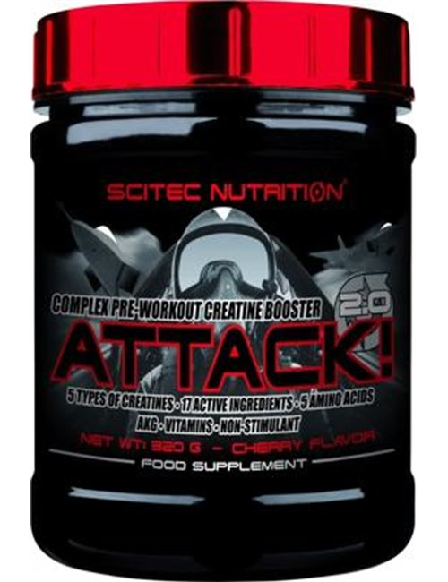 Scitec Nutrition Attack! 2.0