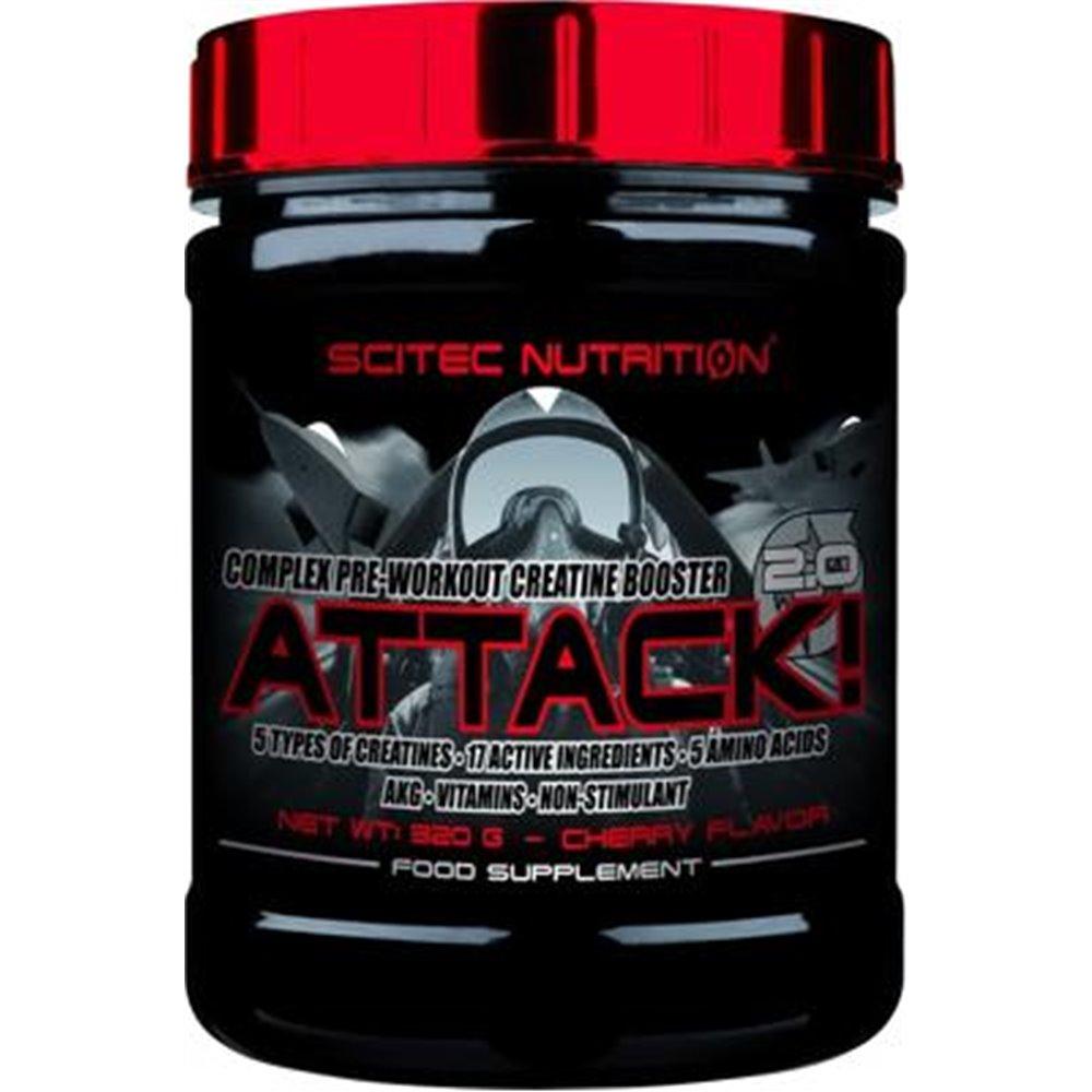 Scitec Nutrition Attack! 2.0