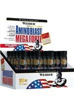Joe Weider Amino Blast Mega Forte, 20 x 25 ml Ampullen, Apfel-Kirsche