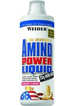 Joe Weider Amino Power Liquid, 1000 ml Flasche