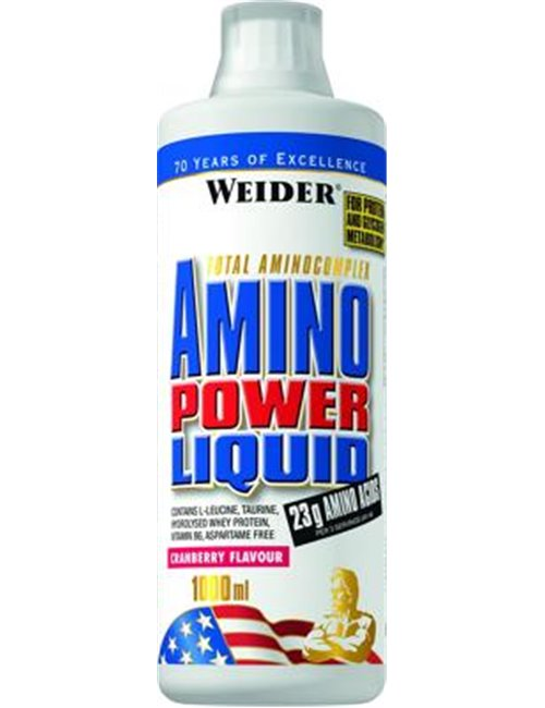 Joe Weider Amino Power Liquid