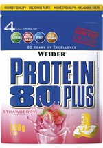 Joe Weider Protein 80 Plus, 500 g Beutel