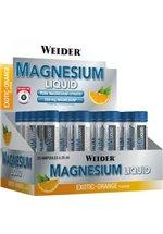 Joe Weider Magnesium Liquid, 20 x 25 ml Ampullen, Exotic Orange