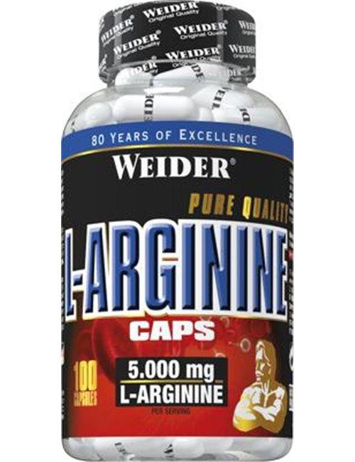 Joe Weider L-Arginine Caps