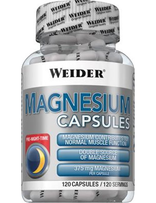 Joe Weider Magnesium Caps
