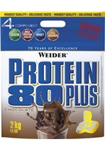 Joe Weider Protein 80 Plus, 2000 g Beutel
