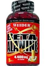 Joe Weider Beta Alanine, 120 Kapseln Dose