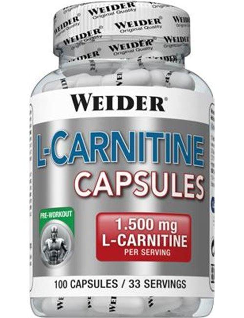 Joe Weider L-Carnitine