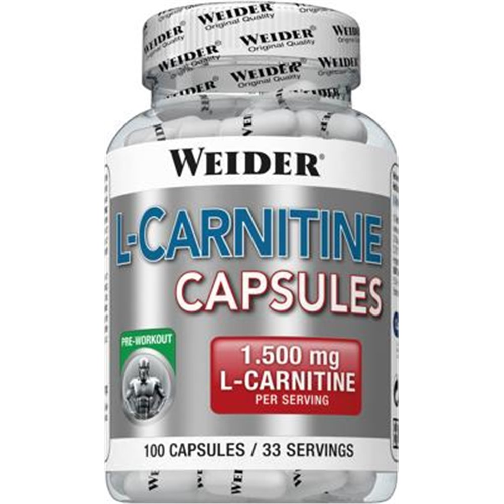 Joe Weider L-Carnitine