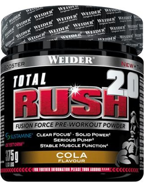 Joe Weider Total Rush 2.0