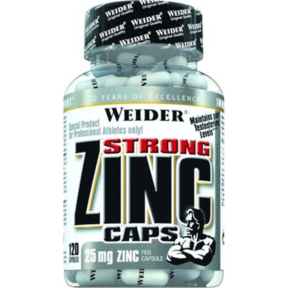 Joe Weider Strong Zink Caps