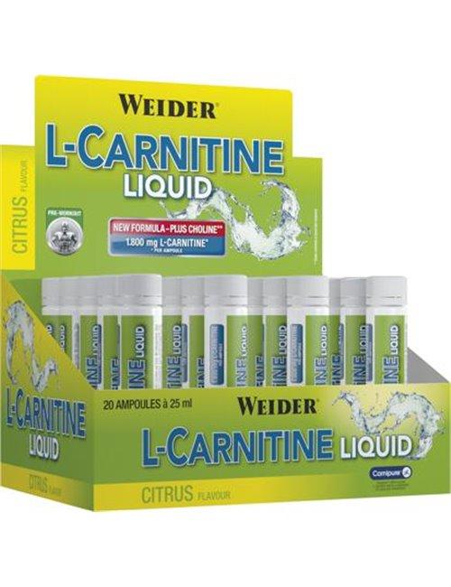 Joe Weider L-Carnitine Liquid