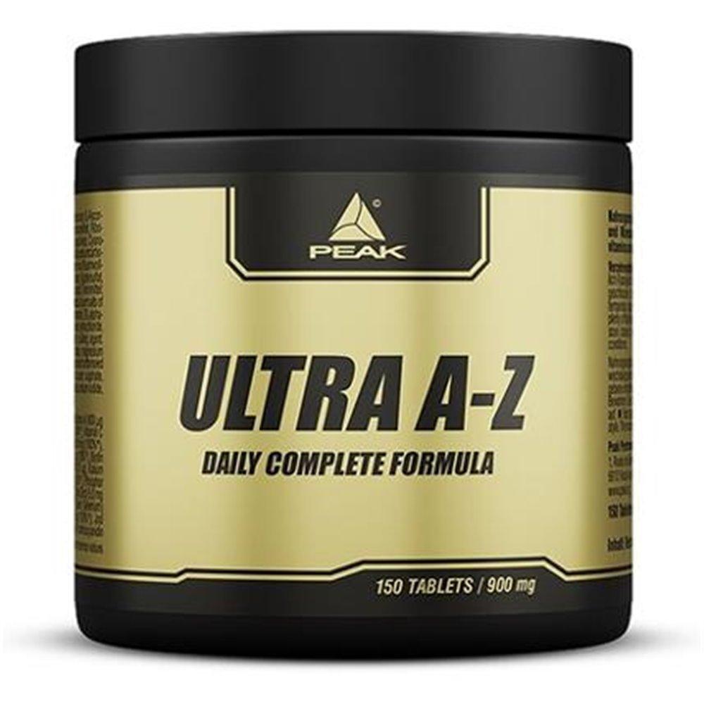 Peak Performance Ultra A-Z