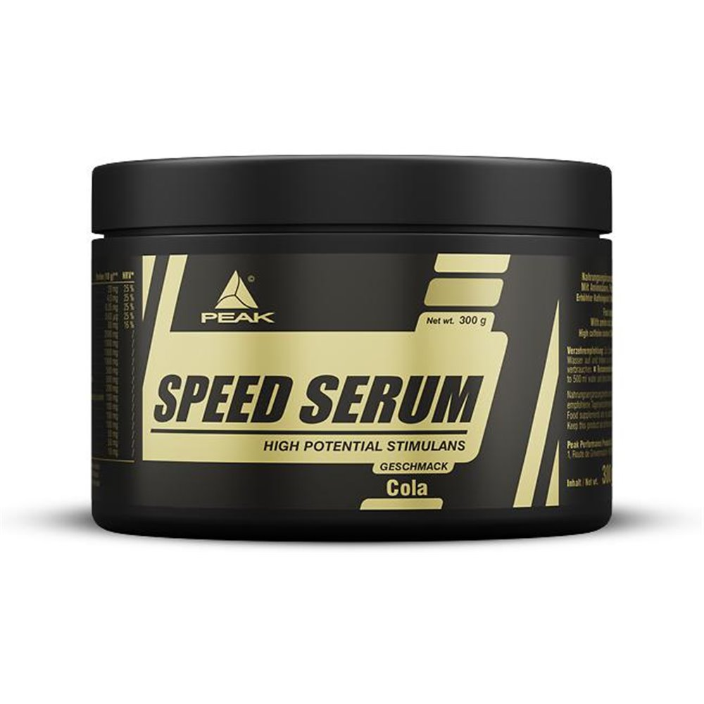Peak Performance Speed Serum