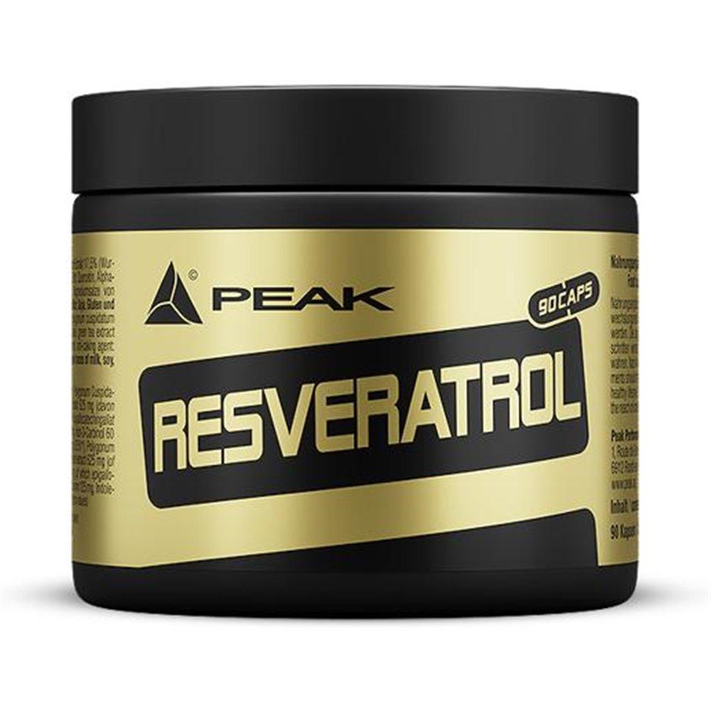 Peak Performance Resveratrol
