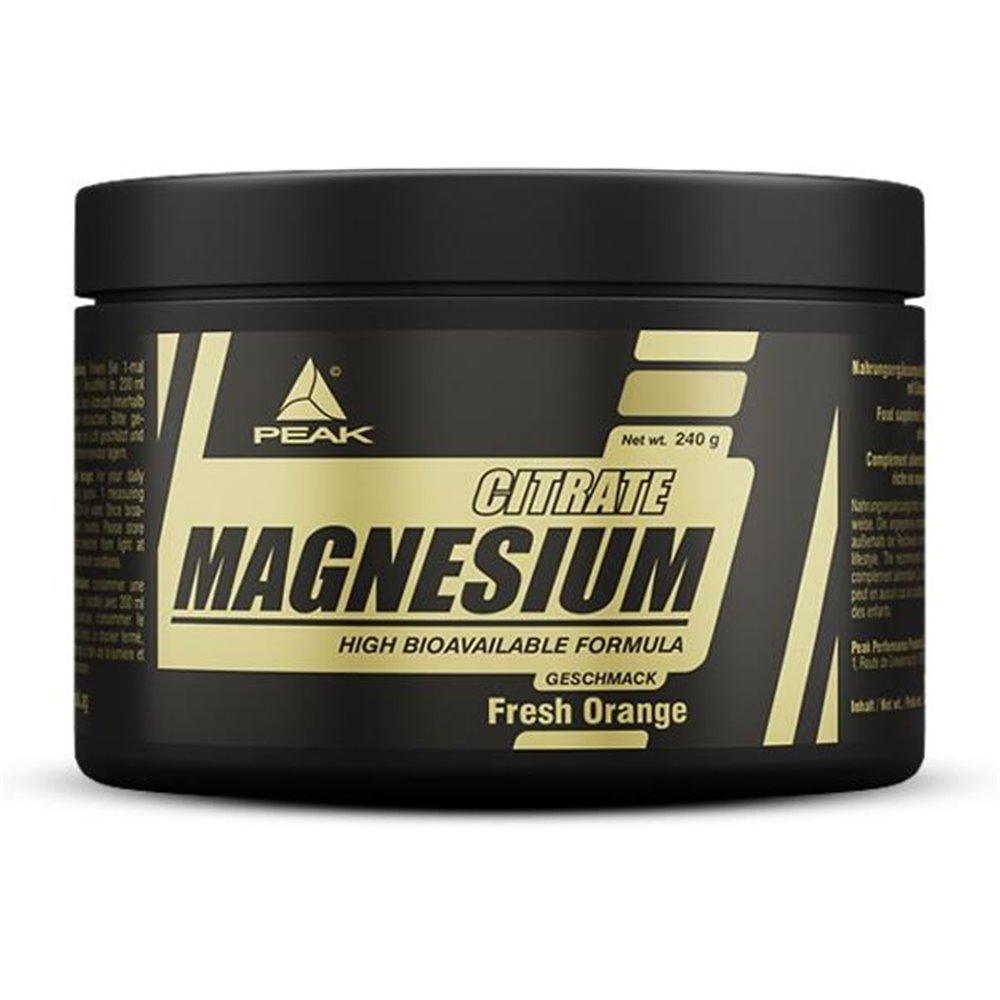 Peak Performance Magnesium Citrate Powder