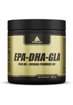 Peak Performance EPA / DHA / GLA, 90 Kapseln Dose