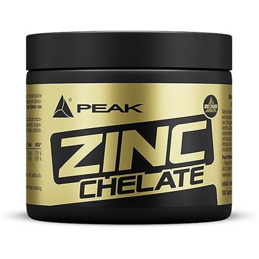 Peak Performance Zinc Chelat